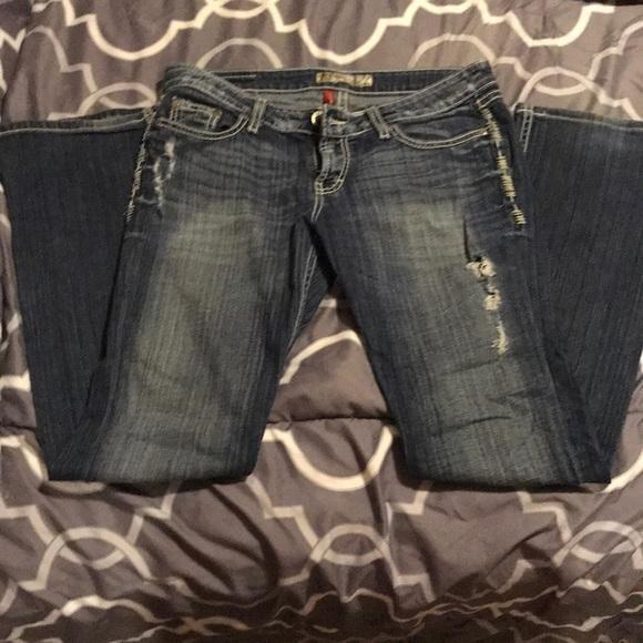 BKE Denim - BKE Sabrina Bootcut Jeans